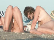 Nude Beach - Exhibitionist Pt 02